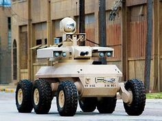 Why the Army Killed the MULE Robotic Vehicle