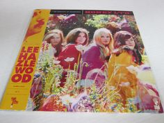 Honey Ltd. reissue on Light In The Attic. From the Lee Hazlewood archive series they're doing. Top notch 180 gram vinyl remastered.