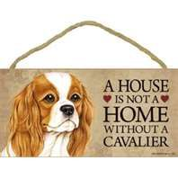 Cavalier King Charles Wood Dog Sign Wall Plaque Photo Display A House Is Not A H + Bonus Coaster via Cavalier King Charles Dog, King Charles Spaniel, King Spaniel, Mastiff Dogs, Wood Dog, English Mastiff, Spaniel Puppies, Dog Signs, Dog Lovers