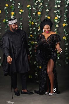 You've Got to See Adewale & Kani's Double Traditional Wedding in Calabar Nigerian Wedding Dresses Traditional, Traditional Wedding Attire, Traditional Outfits, African Wedding Attire, African Attire, African Dress, Nigerian Dress Styles, Ankara Styles, Latest African Fashion Dresses