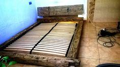 dert altholzbett lärche Stairs, Home Decor, Old Wood, Creative, Ladders, Homemade Home Decor, Ladder, Staircases, Interior Design