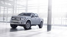 Ford Atlas concept.