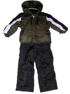 Boys Toddlers Sportcaster/iceburg 2pc Snowsuit, « Clothing Impulse