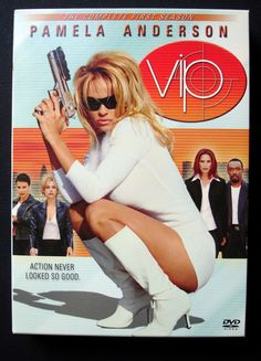V.I.P. is an American action/comedy-drama series starring Pamela Anderson as Vallery Irons, a woman who accidentally saves a celebrity and then is hired by a real bodyguard agency as a famous figurehead while the rest of the agency's professionals work to solve cases. The other team members are an assortment of people of different backgrounds: a former member of the KGB, CIA, FBI, a computer expert, a former law officer, a former street boxer/martial artist and later a karate master/stuntman…