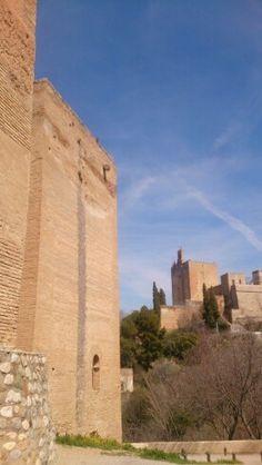 Torre de la Vela con Alhambra.