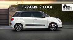 De reclame campagne van de Fiat 500L | Auto Edizione