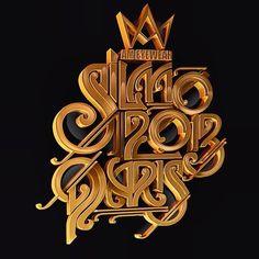 Silmo paris idea lettering design, typography inspiration un Cool Typography, Typographic Design, Typography Letters, Graphic Design Typography, Lettering Design, Hand Lettering, Web Design, Type Design, Design Art