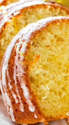 Limoncello Lemon Cake