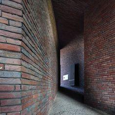 Winner Brick Award '12 by LensAss architecten , via Behance