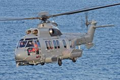 Royal Thai Air Force will receive 2 additional EC-725 from Airbus.Delivered from 2017 & join 4 EC-725 ordered 2012,to be delivered from 2015.Latest version of Super Puma & Cougar family.11-ton twin-engine helicopter five-bladed rotor & large fuel tank capacity,offering performance & greater flying range.Designed to perform multiple missions,such as combat SAR,tactical airlift,long distance air ambulance (MEDEVAC),logistics & naval missions.FLIR turret gives all weather & day & night…