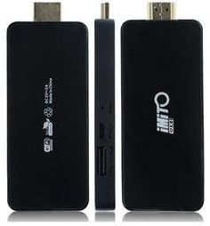 Chinese device maker iMito's latest Android TV stick is a tiny box with a quad-core processor that lets you run Android apps on your TV. Latest Android, Android Apps, Arm Cortex, Amazon Price, Jelly Beans, Apple Tv, Quad, Bluetooth, Storage