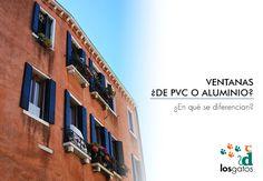 ¿Conoces las diferencias entre las ventanas de PVC y las de aluminio?  ¿Cuál aíslan mejor del frío? ¿Y cuál son más económicas? Descúbrelo aquí.