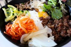 bibimbap from chan r