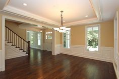 Three Brothers Land, GOLD, Traditional, Entry & DR. Center Hall Colonial