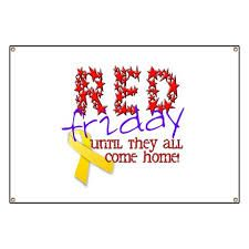 red friday banner
