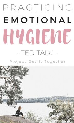 It's vital to both our mental and physical health that we properly address our emotional wounds and give ourselves what we need to heal and grow from our traumas. Listen to psychologist Guy Winch explain in this must watch Ted Talk about how important self care and emotional first aid really are. - Project Get It Together