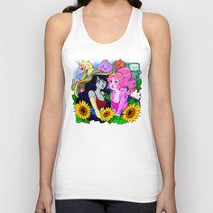 Adventure Time Singlet http://society6.com/product/adventure-mra_tank-top?curator=littlelostforest
