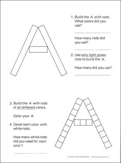 cuisenaire rod addition and a lot of other fun printable worksheets homeschool math. Black Bedroom Furniture Sets. Home Design Ideas