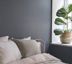 Väggfärg sovrum