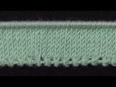 Dental Teeth Reifenherstellung in flachen Zöpfen - an alle Webarten anpassbar - 201 . Baby Knitting Patterns, Hand Knitting, Christmas Look, Popular Ads, Knitted Baby Clothes, 4k Uhd, Hippy, Youtube, Knits