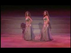I really do not like belly dancing. There are only two dances that I selected only because it very professional performed. This is one of them. Dancers Sadie & Kaya