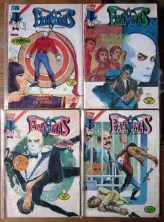 Fantomas Ed. Novaro Años 80´s Serie Aguila 20 Revistas en venta en Federal Venustiano Carranza Distrito Federal por sólo $ 35,00 - CompraCompras.com Mexico