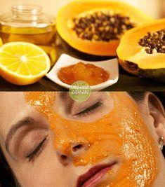 Sağlıklı Ve Parlak Bir Cilt İçin En İyi Meyve Maskeleri - Organik Zamanı Tulum, Grapefruit, Beauty, Dry Skin, Aloe Vera Hair, Wound Healing, Natural Beauty, Vitamin E, Health And Fitness