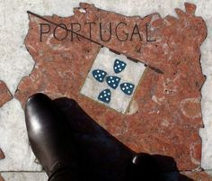 Footnote: Portugal's Map of the World, Belem District, Portugal - Pinay Traveller Belem, Places Around The World, Portugal, Map, Travel, Voyage, Trips, Traveling, Destinations