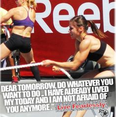 Julie Foucher . Are you rooting for her to win this year?