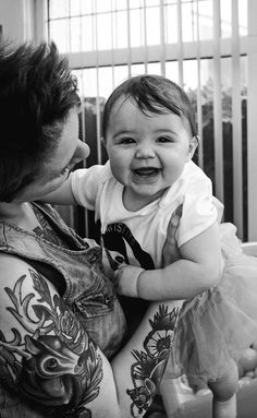 Bri you can be the tattooed mommy and ill be the tattooed auntie!