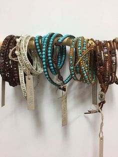 Chan Luu wrap bracelets, the perfect accessory to spice up any outfit. Use code PIN20 for 20% off. (scheduled via http://www.tailwindapp.com?utm_source=pinterest&utm_medium=twpin&utm_content=post153504645&utm_campaign=scheduler_attribution)