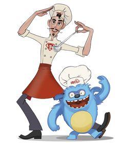 Súper Chef y Foody.- Proyecto educativo de IRCO