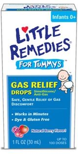 Little Remedies Tummys Gas Relief Drops, Natural Berry Flavor, 1 Ounce Little Remedies - Buy it, keep it for a rainy day and after the baby stops screaming, lock yourself in the bathroom and cry Little Remedies® – Gas Relief Drops, Safe Gentle Relief for Kids' Tummy Pain