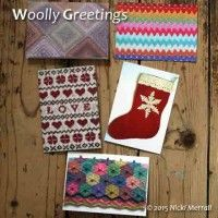 Woolly Greeting Cards