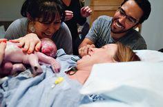 Issac - a Birth Story - Utah birth story photographer