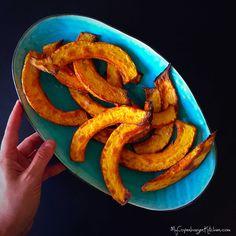 Another delicious alternative to potato fries. Try hokkaido! You get the same sweetness as sweet potato fries. Easy recipe here: