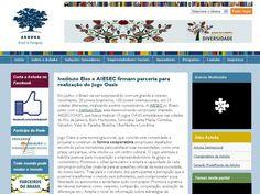 Matéria sobre parceria entre Elos e Aiesec Brasil no site da Ashoka.