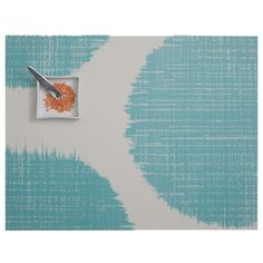 Brushdot Placemat Set Pool, $33, now featured on Fab.