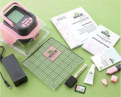 Making Memories  Slice Machine  Pink Elite by PaperbarkCreations