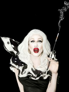 Sharon Needles! The Queen of Horror!~