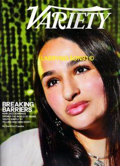 Jazz Jennings, Variety Magazine, Magazines, Journals