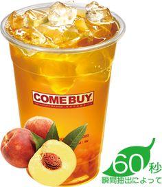 白桃烏龍茶 Peach Oolong Tea