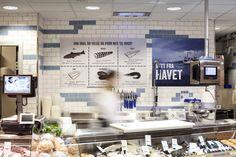 Fillet Illustrations: Meny supermarkets by Household Norway 16 Meny supermarkets by Household, Norway
