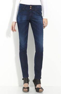 Habitual High Waist Skinny Stretch Jeans | Nordstrom - StyleSays