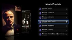 ATV Movie Playlists Detail