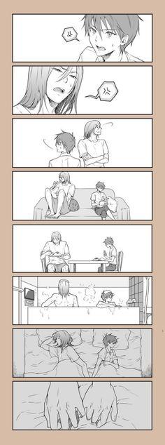 Kuroko no Basket - Murasakibara x Akashi - Akashi x Murasakibara - MuraAka - AkaMura - 紫赤 - Murasakibara Atsushi - Akashi Seijuurou