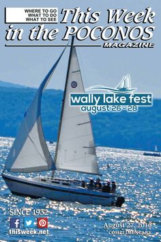 August 27, 2016 Cover Photo: Wally Lake Fest