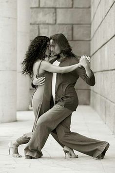 "Tango ~ and a lot more! ""When you get tangled up.tango on!"