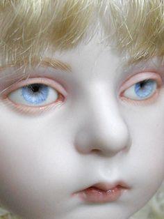 koitsukihime doll : 月の旋律Ⅲ (1997) Ariel sculpt.