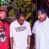 Slum Village (@slumvillage) Ft Rapper Big Pooh, Joe Scudda, T3 & Kam Corvet 'Rio